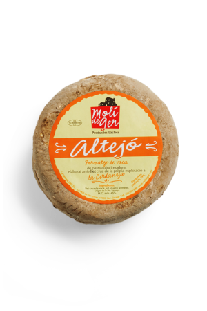 Altejó Cow Cheese
